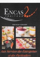 Menu Encas 2 Traiteur - Carte et menu Encas 2 Traiteur Aulnay Sous Bois
