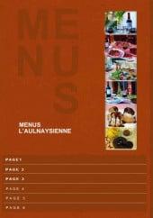 Menu L'Aulnaysienne - Carte et menu L'Aulnaysienne Aulnay Sous Bois