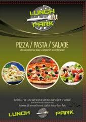 Menu Lunch Park - Carte et menu Lunch Park Aulnay sous Bois