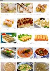 Menu Ly Sushi - Entrées