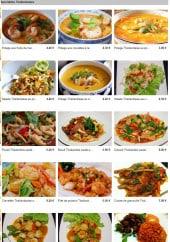 Menu Ly Sushi - Spécialités thailandaises