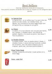 Menu Sandwich 24 - Best Sellers