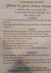 La Table Du Marché à Saint Maur Des Fosses, carte-menu et photos