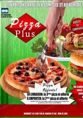 Menu Pizza Plus - Carte et menu Pizza Plus Alfortville