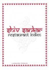 Menu Shiv Sankar - Carte et menu Shiv Sankar Alfortville