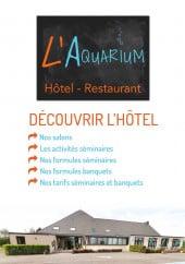 Menu L'Aquarium - Carte et menu L'Aquarium Fresnes
