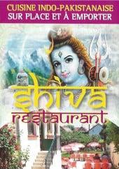 Menu Shiva - Carte et menu shiva villeneuve le roi