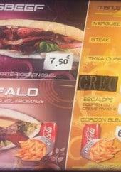Menu Odin's - Les menus classiques, assiettes et menu fraîcheur