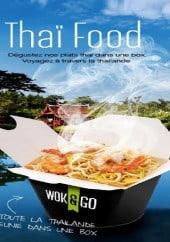 Menu Wok & Go - Carte et menu Wok & Go Argenteuil