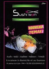 Menu Sushi Wan - Carte et menu Sushi Wan Goussainville