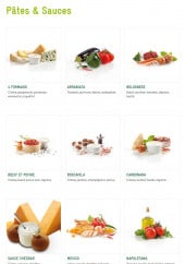 menu Mezzo Di Pasta page 2