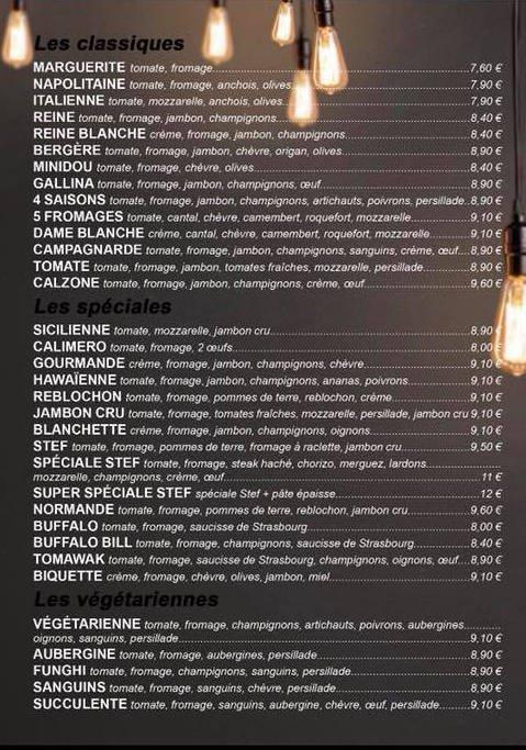 Roquette Pizza à La Roquette Sur Siagne, carte-menu et photos