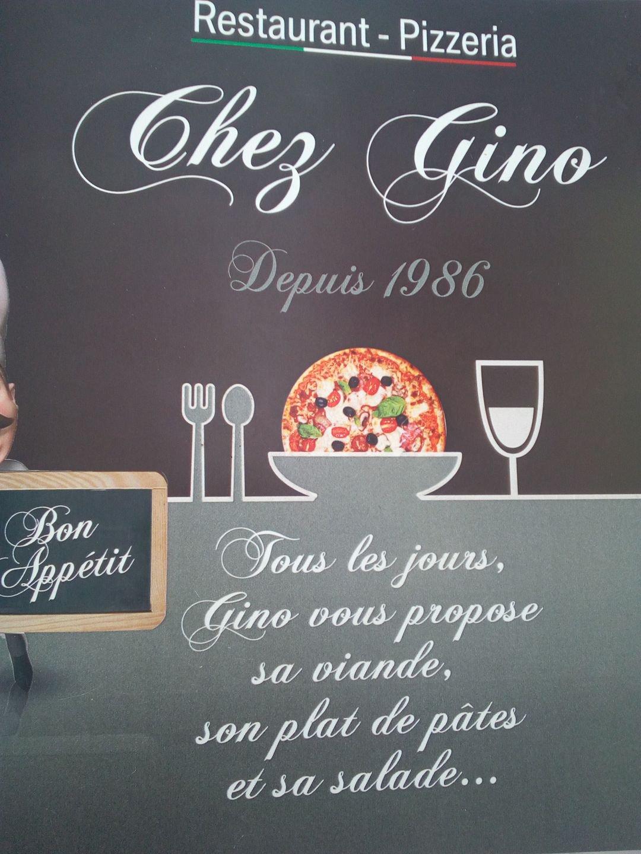Chez gino salon de provence carte menu et photos for Mike pizza salon de provence