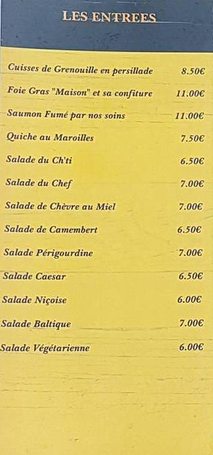 Les tables de la fontaine salon de provence carte menu et photos - Les tables de la fontaine ...