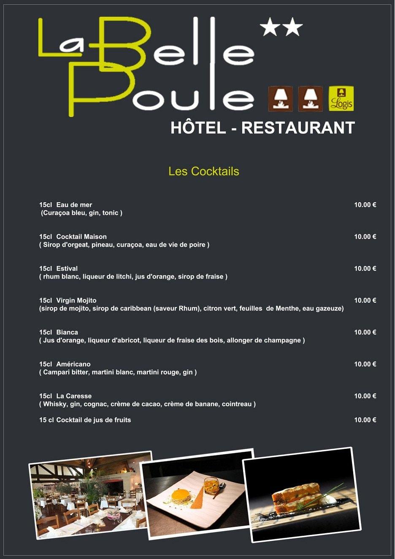 La Belle Poule  U00e0 Rochefort  Carte