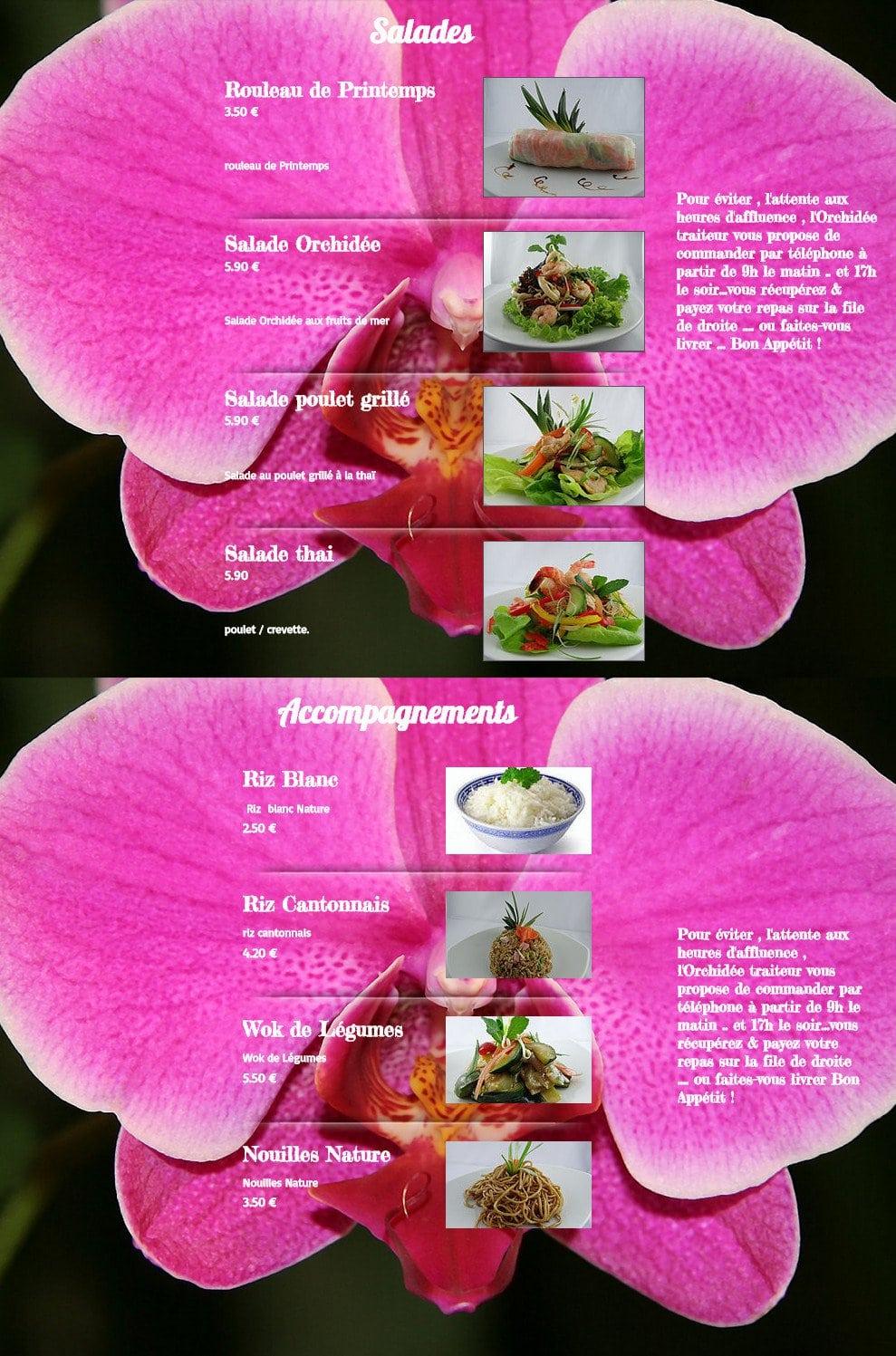 orchidee ajaccio