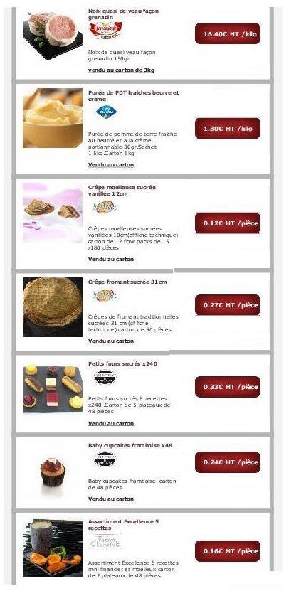 Chefcook chartres carte menu et photos - Restaurant japonais chartres ...