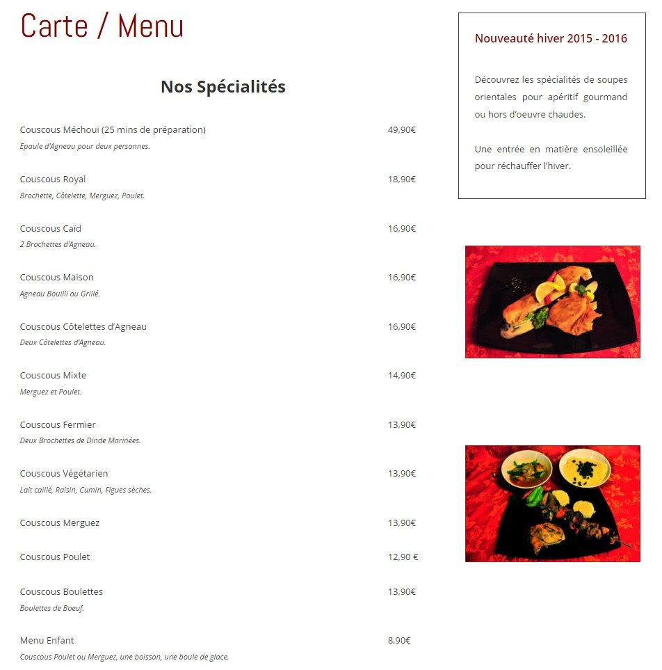 Le m di val chartres carte menu et photos - Restaurant japonais chartres ...