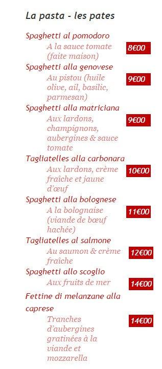 Restaurant il teatro chartres carte menu et photos - Restaurant japonais chartres ...