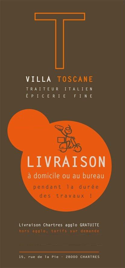 villa toscane chartres carte menu et photos. Black Bedroom Furniture Sets. Home Design Ideas
