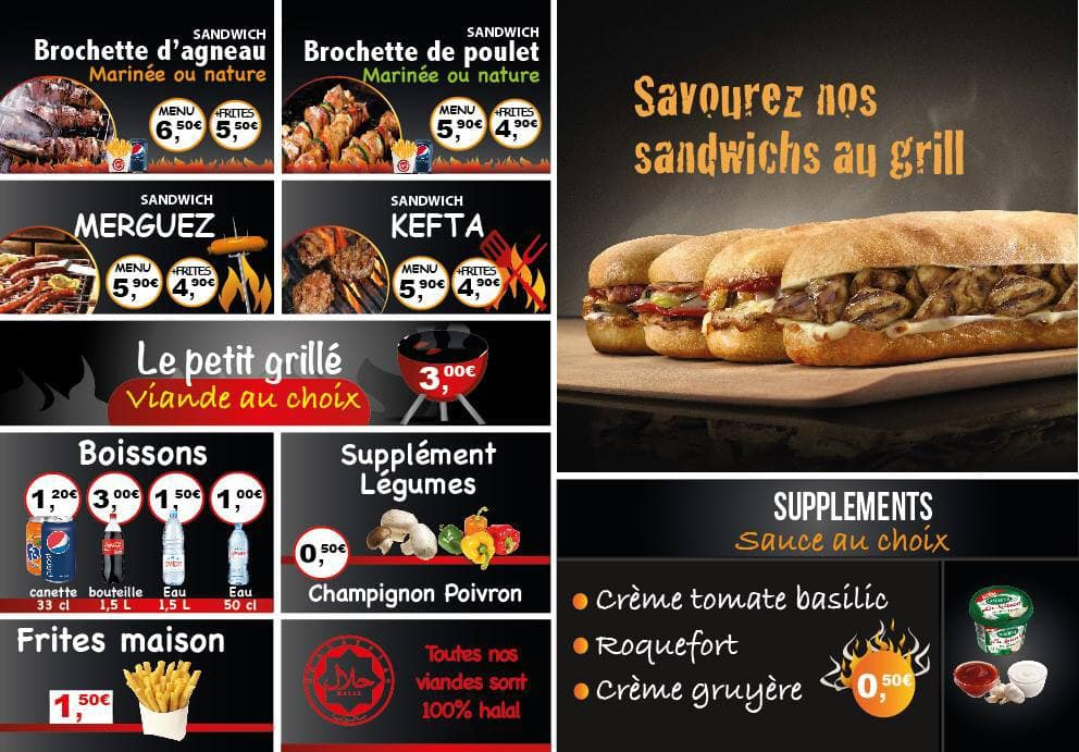 O Panda Restaurant Grillades&tacos &#...