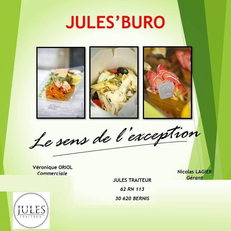 Maison jules nimes carte menu et photos - Maison jardin menu nimes ...