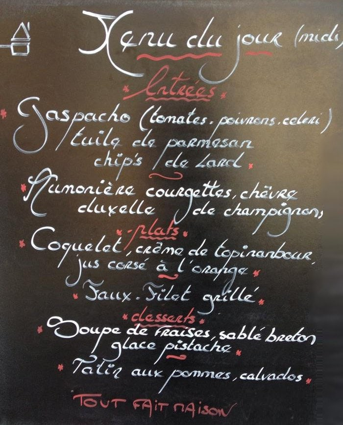 Le saint sauvage toulouse carte menu et photos for Le saint sauvage toulouse