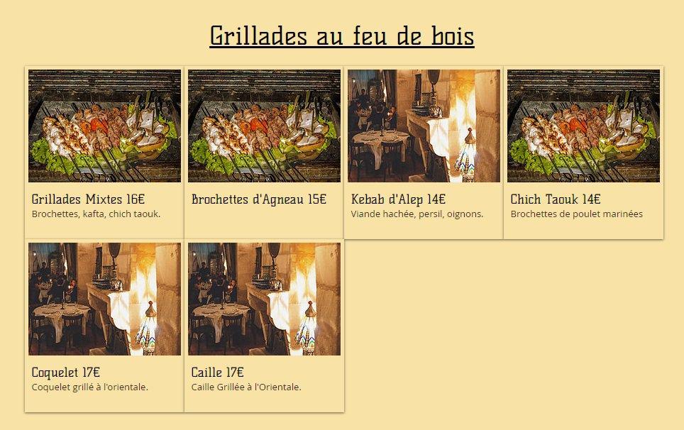 Mille Et Nuits Restaurant Libanais Bordeaux