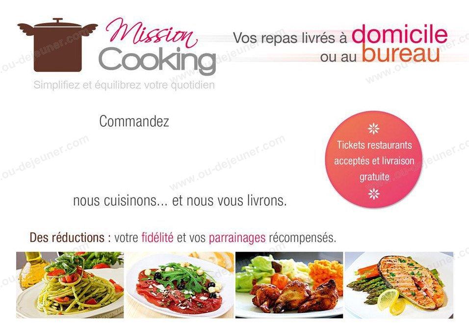 mission cooking merignac carte menu et photos. Black Bedroom Furniture Sets. Home Design Ideas