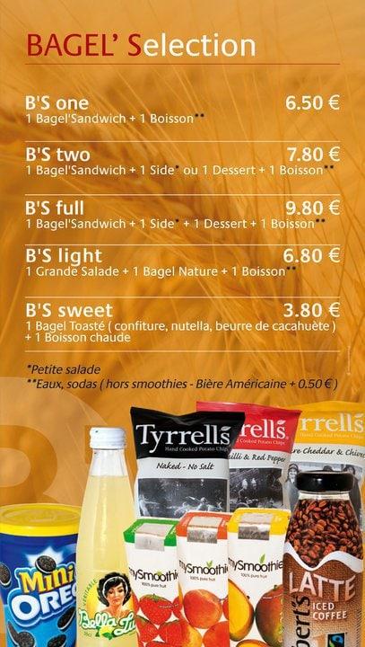 Willie S Bagel Cafe Menu