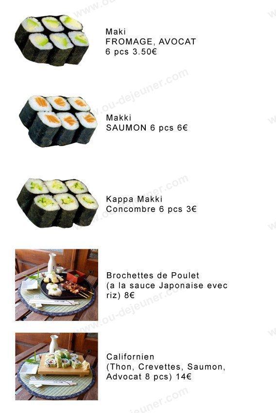 Restaurant Japonais Pezenas
