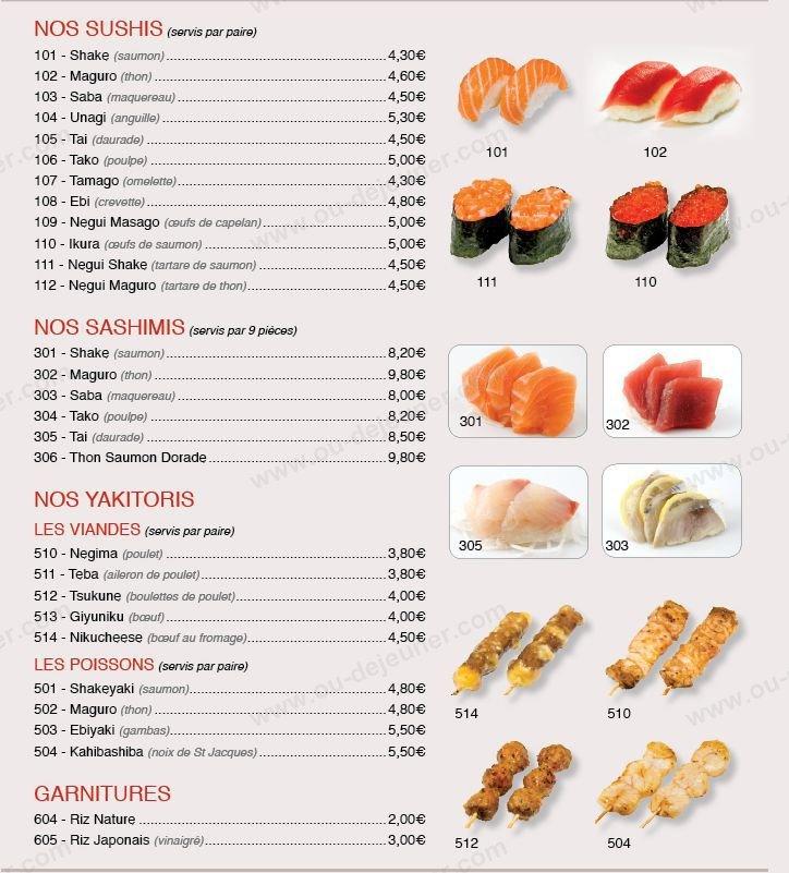 Restaurant Japonais Rennes Livraison