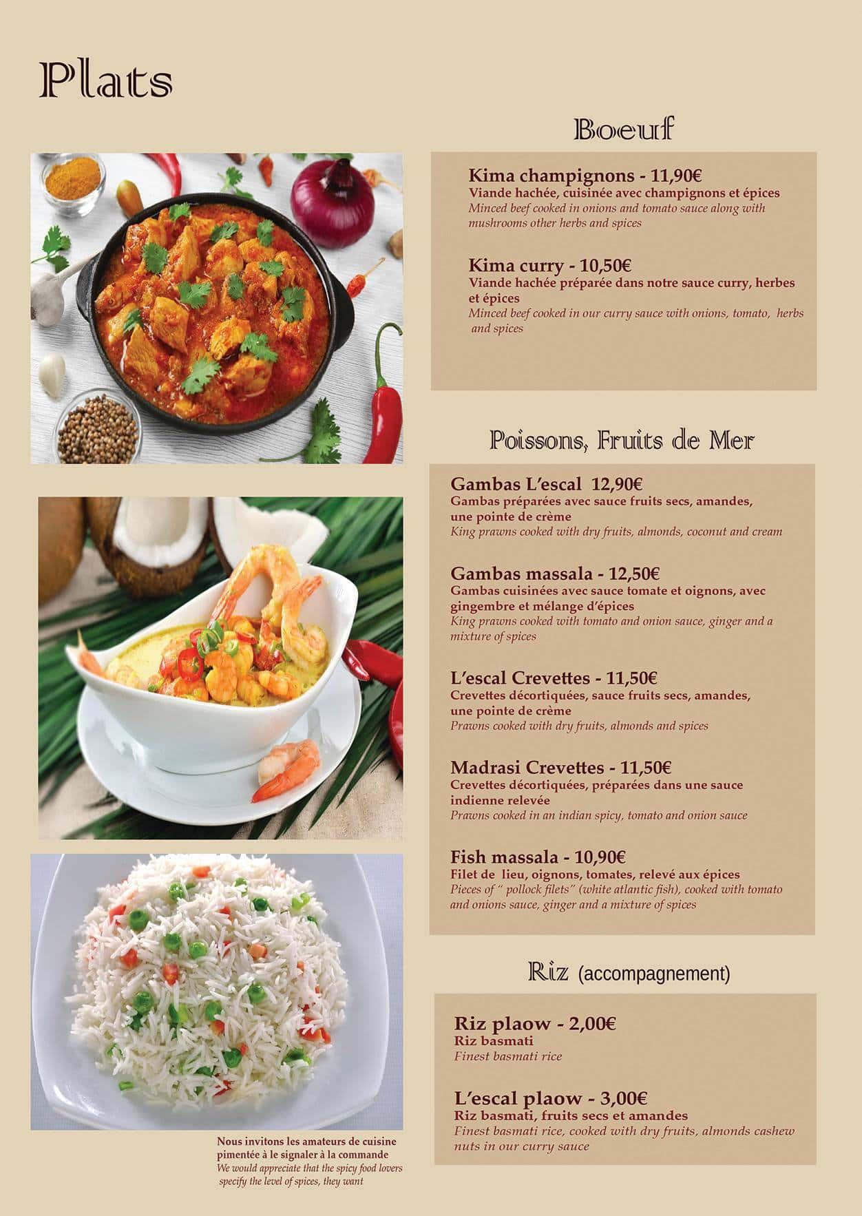 Restaurant Indien  Ef Bf Bd Vienne