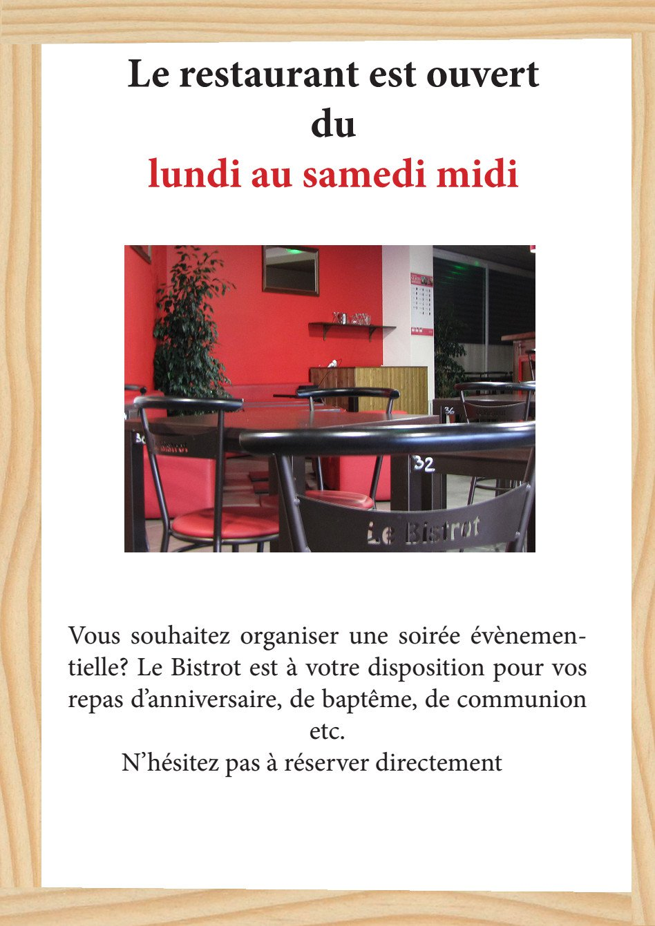 le bistrot tullins carte menu et photos. Black Bedroom Furniture Sets. Home Design Ideas
