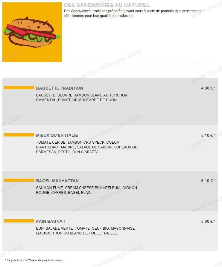 Lison à Bourgoin Jallieu, carte-menu et photos