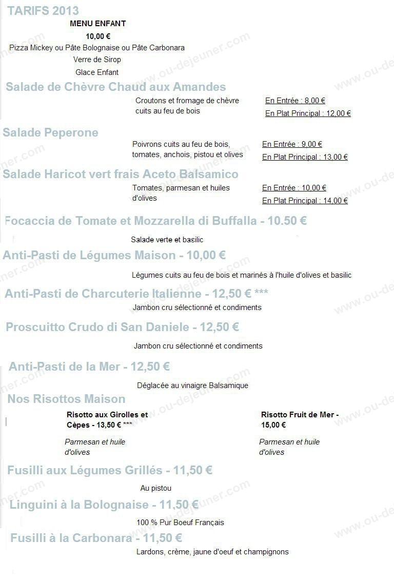 M 39 com chasse sur rhone carte menu et photos for Rue de la cuisine chasse sur rhone