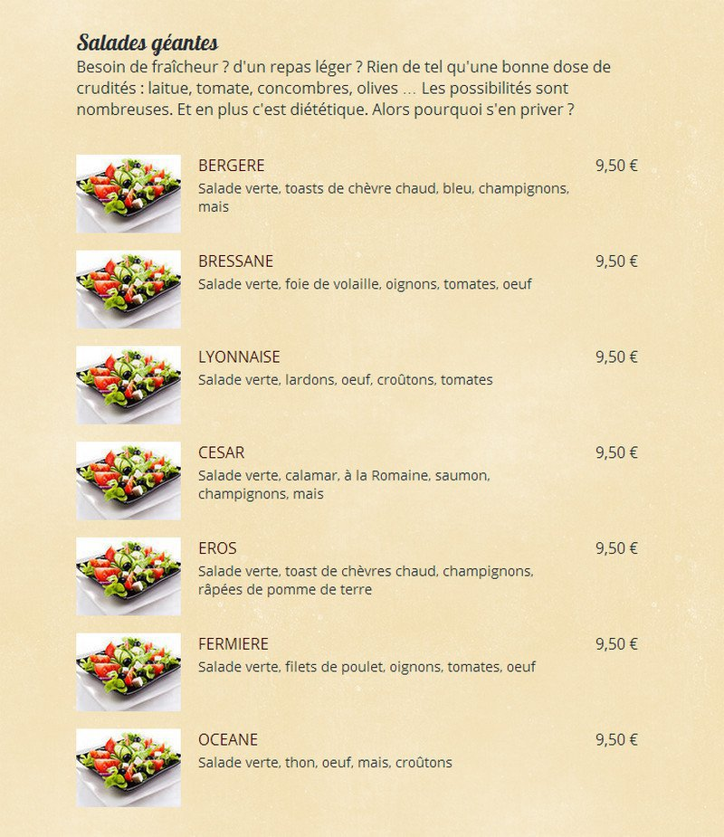 Il gusto saint chamond carte menu et photos - Saint chamond 42400 ...