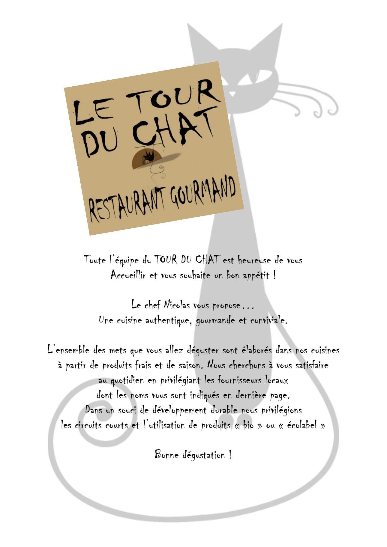 Préférence La Ferme du Blanchot à Crossac, carte-menu et photos XN89