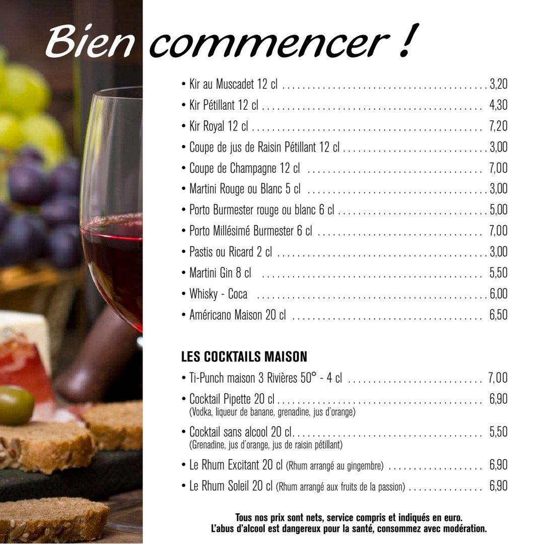 Chez pipette la haie fouassiere carte menu et photos - Restaurant le gaulois sur le grill barbizon ...