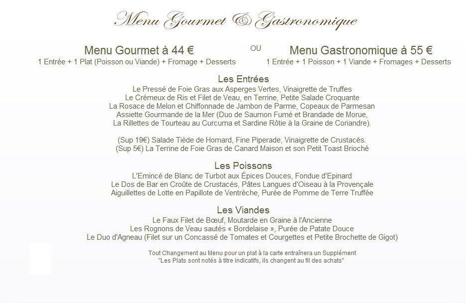 Restaurant Gastronomique Loire