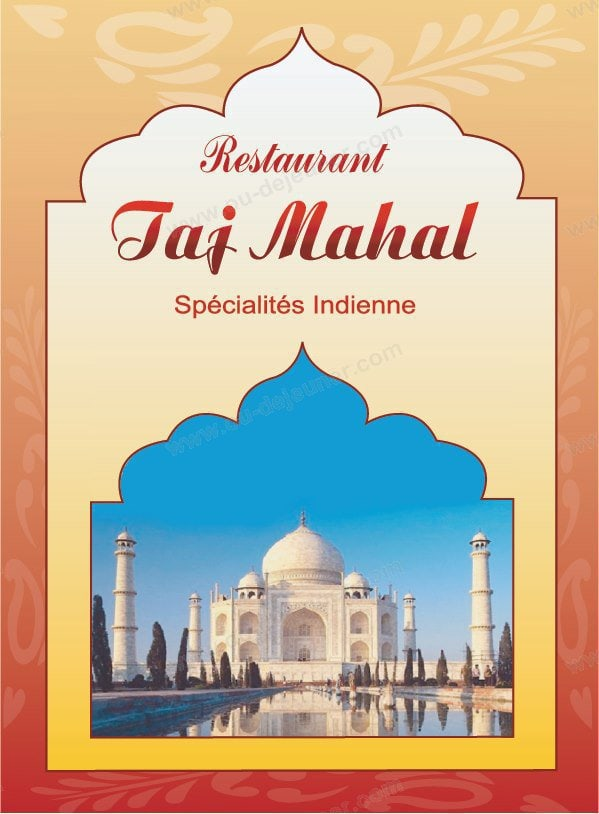 restaurant tajmahal chalons en champagne carte menu et photos. Black Bedroom Furniture Sets. Home Design Ideas