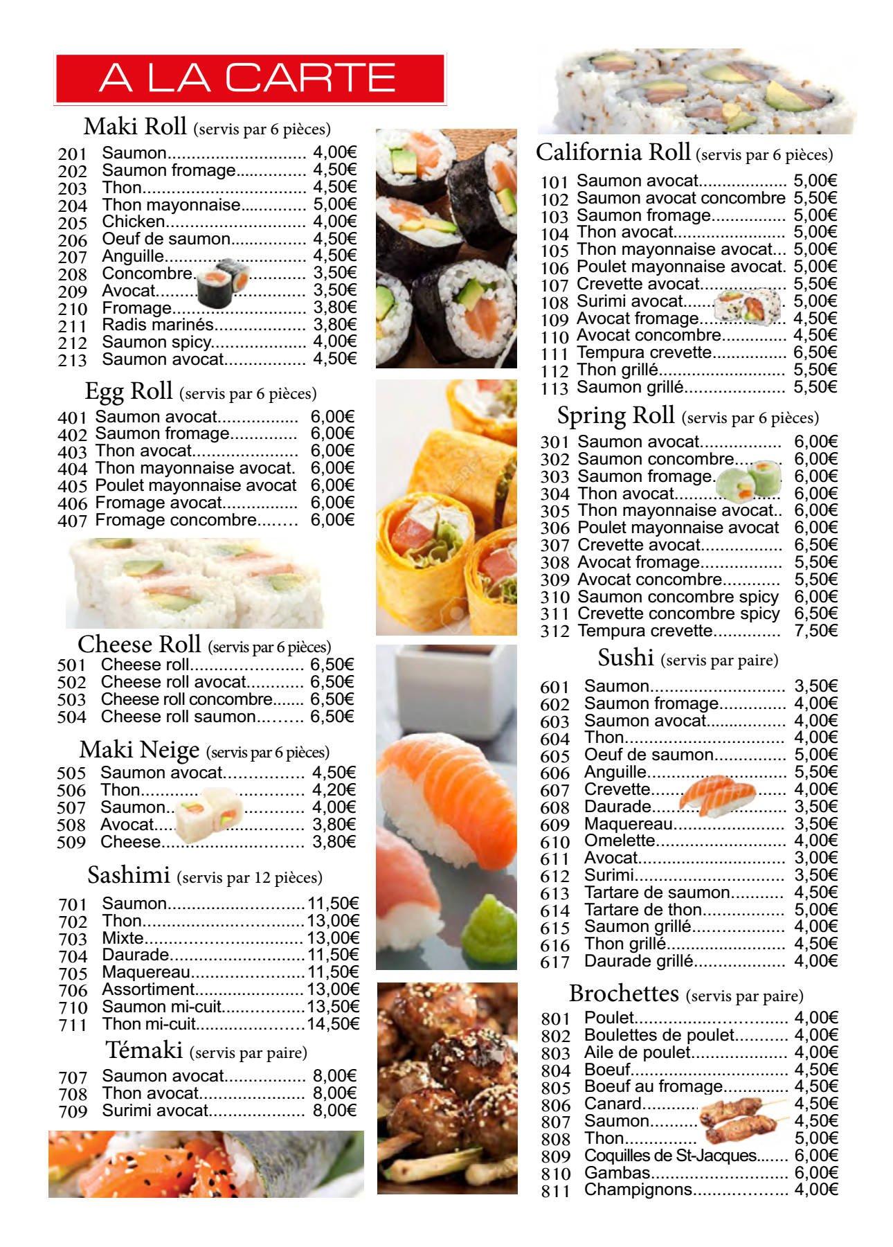 kyodo sushi reims carte menu et photos. Black Bedroom Furniture Sets. Home Design Ideas