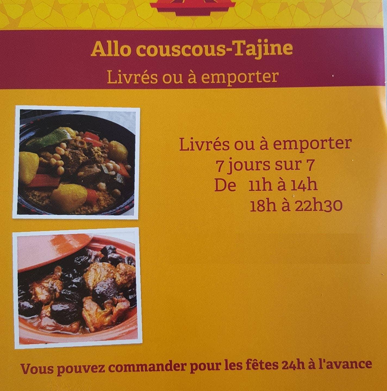 Couscous et Tajines
