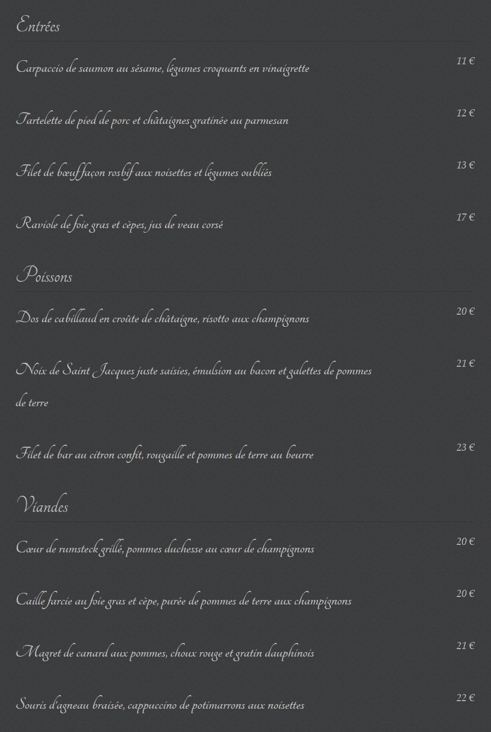 l 39 imaginarium restaurant metz carte menu et photos. Black Bedroom Furniture Sets. Home Design Ideas