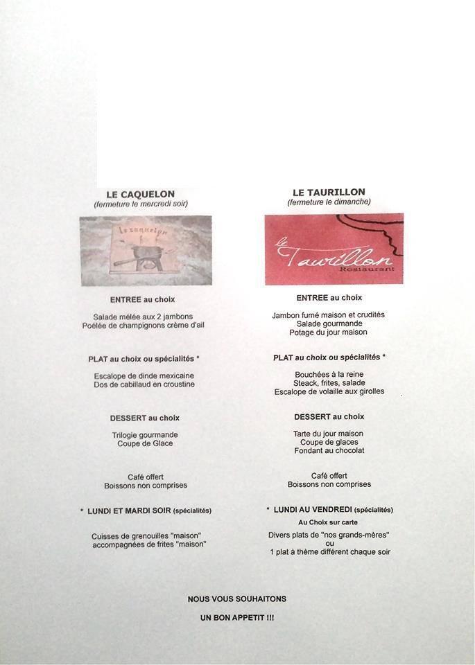 le taurillon restaurant sarreguemines carte menu et photos. Black Bedroom Furniture Sets. Home Design Ideas