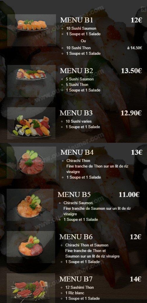 Restaurant Japonais Dunkerque