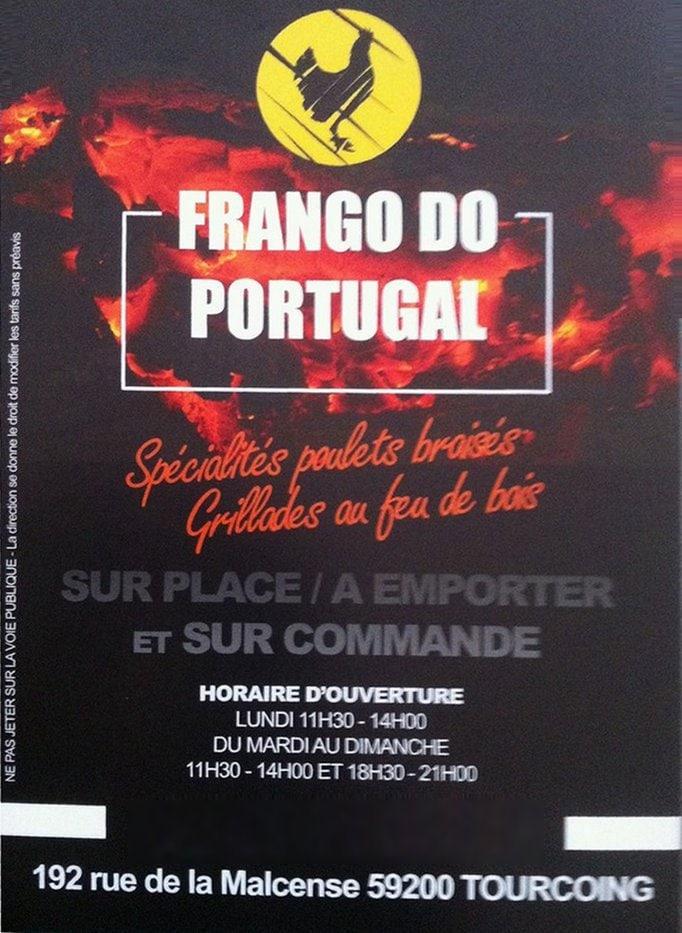 frango do portugal tourcoing carte menu et photos. Black Bedroom Furniture Sets. Home Design Ideas