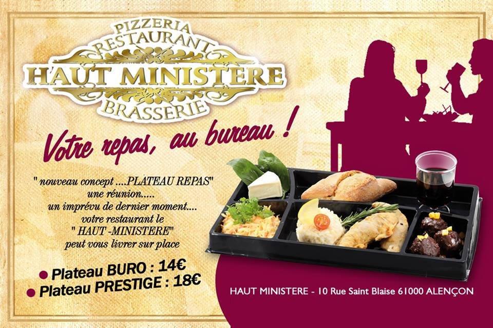 Haut ministere alencon carte menu et photos - Dans ma cuisine alencon ...