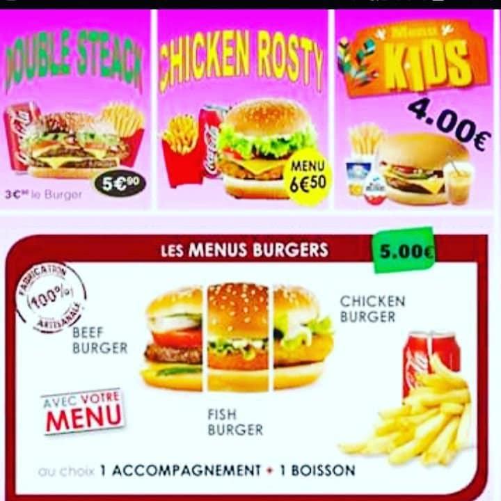 Le speedway alencon carte menu et photos - Dans ma cuisine alencon ...