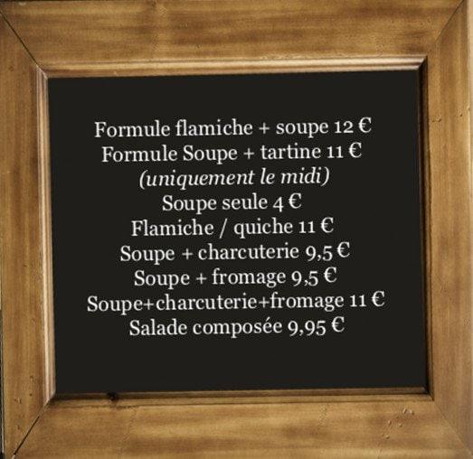 Le Pot Du Clape  U00e0 Montreuil  Carte